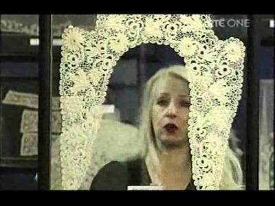 Sheelin Antique Irish Lace Museum on Nationwide.flv