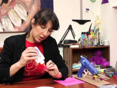 Valentine Paper Plate Crafts for Kids : Valentine's Day Crafts