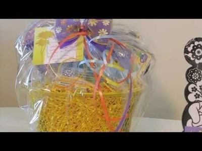 Winnie The Pooh Christmas Gift Baskets for Kids