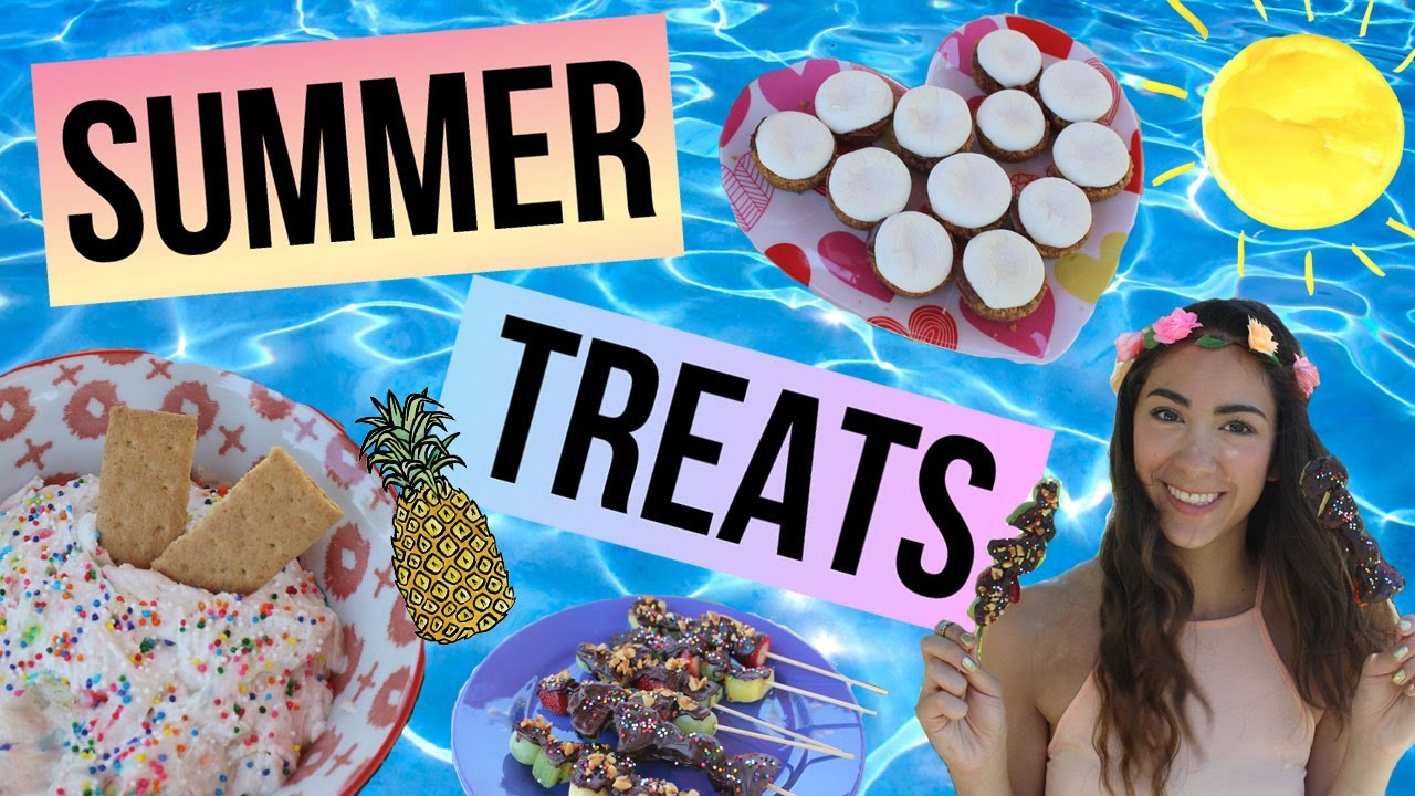 3 Tumblr Inspired Snacks To Make NOW! With ClayCupcakes4