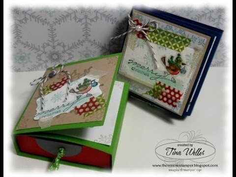All in One Card and Treat Box