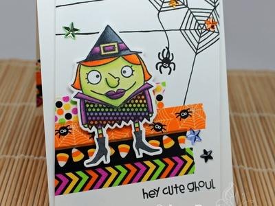 AmyR's 2013 Halloween Series #7