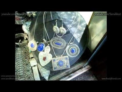 BeadsFriends: Silver jewels from Sarajevo part 3 | Jewelry from all over the world