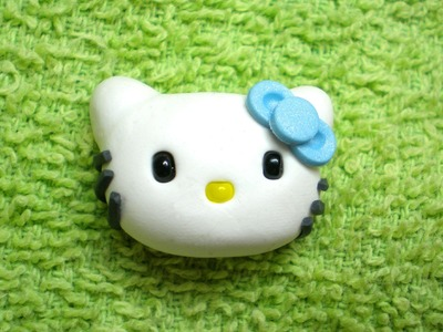 Clay Made Easy: Make Your Own Hello Kitty