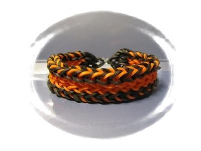 CORSELETTE Hook only bracelet tutorial