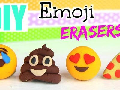 DIY Emoji Erasers! |Back to School 2015