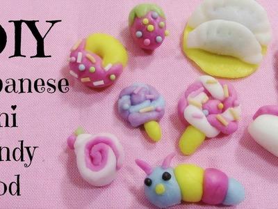 DIY Making 8 kawaii Mini Candy Food  | Popin Cookin Nerikyan Land