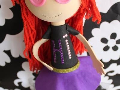 DIY Monster high doll Fofucha PART2