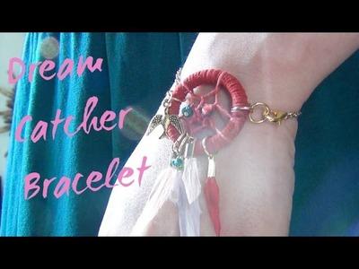 Dreamcatcher Bracelet ♥ DIY