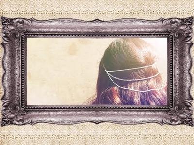 Head Chain Combs - DIY