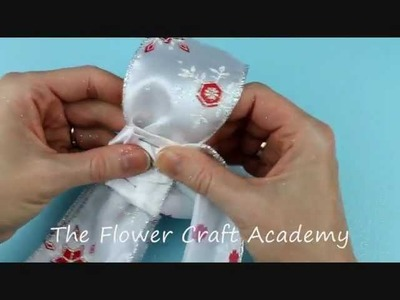 How to Bows - The 3 Piece Bow Tutorial