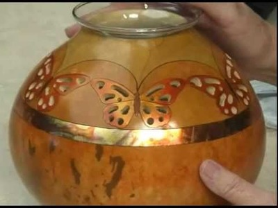 How to Create a High Polish Finish on Your Gourd Art