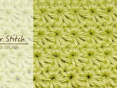 How To: Crochet The Star Stitch
