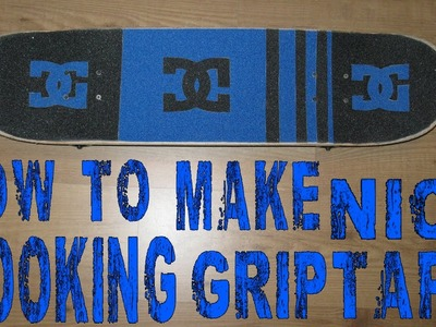 How to customize your griptape