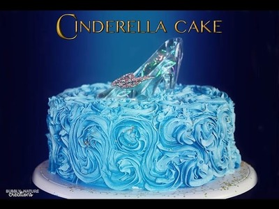 How to Make a Cinderella Cake