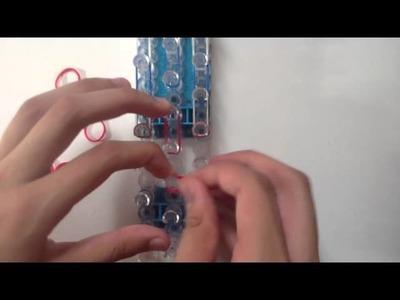 How to make mini Jessie on the Rainbow Loom