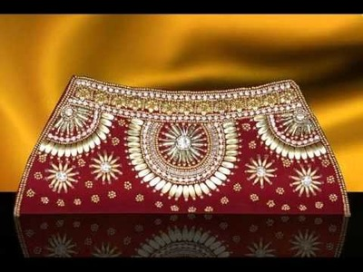 Indian Clutch Bags by www.indiafashionexpo.com