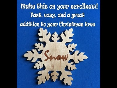 Make inlay on your scroll saw!  Easy with amazing results!