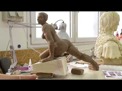 "Making of ""les baguettes"""