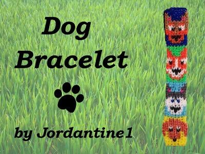 New Dog. Puppy Bracelet - Alpha Loom. Rainbow Loom - German Shepherd, Corgi, Husky, Dachshund