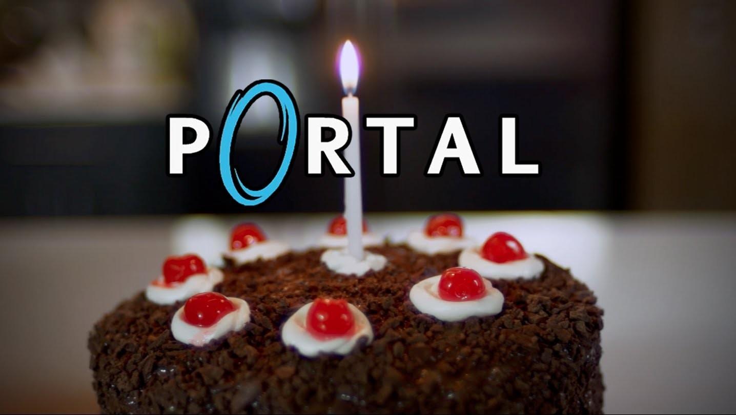 Portal Cake! It's Not a Lie! Feast of Fiction Ep. 14