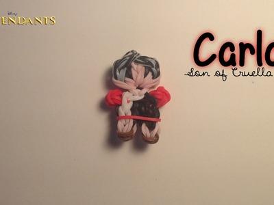 Rainbow Loom Carlos Charm | Descendants [Tidbits Series]