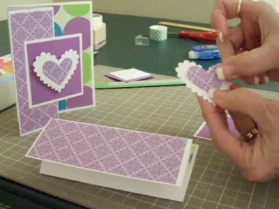 S Fold Valentine Card