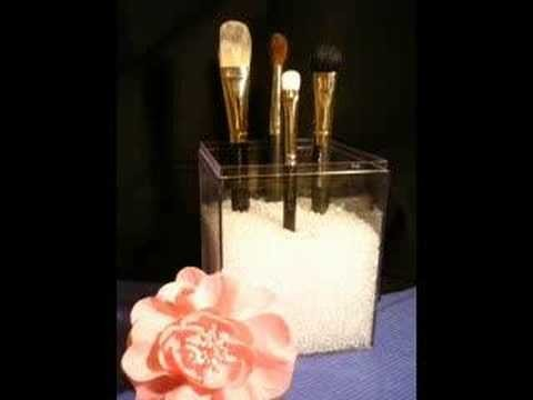Sephora Inspired Brush Holder