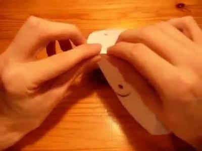 Yin-yang paper box by Philip Chapman-Bell