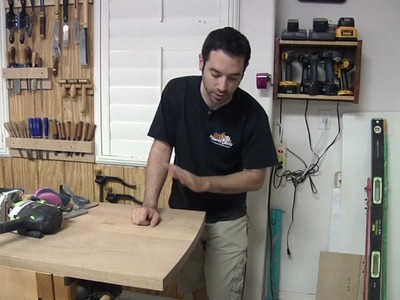 135 - How to Build a Trestle Table (Part 2 of 3)