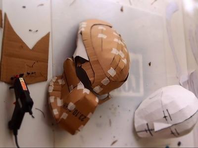 #80: Predator Bio-Mask DIY Part 1 - Cardboard (free template)