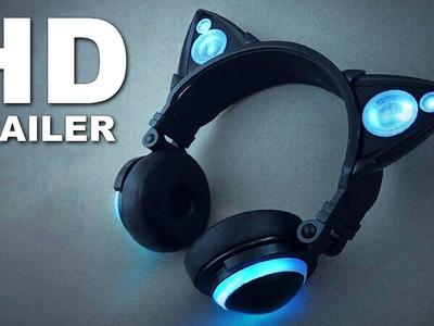 Axent Wear - Cat Ear Headphones (Full HD)