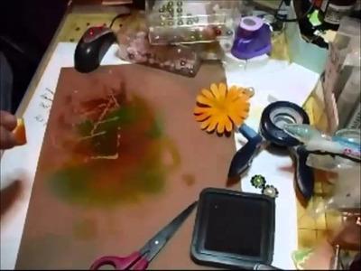 Beautiful hand cut Sun Flower - jennings644
