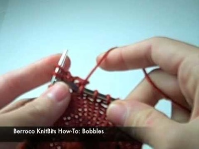 Bobble How-To
