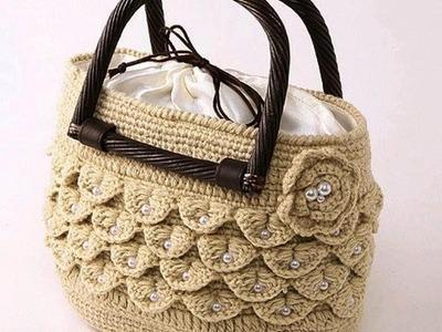 Crochet Bag Simplicity Patterns 21