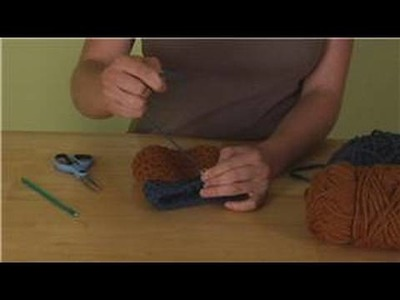 Crochet Leg Warmers : Crocheting & Finishing Leg Warmers