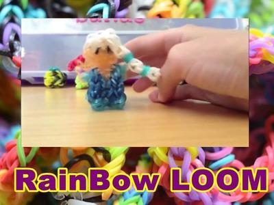 Disney Rainbow Loom Figurines and Cute Kawaii Rainbow Loom Charms!