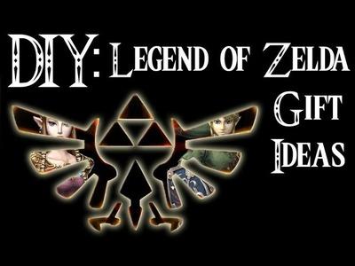 DIY Legend of Zelda Gift Ideas