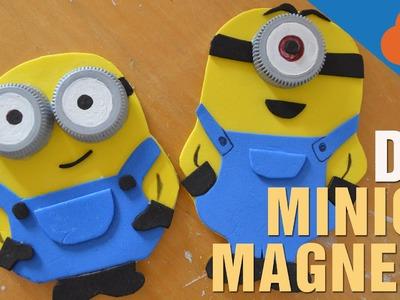 DIY MINION MAGNETS