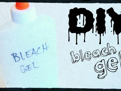 DIY Solutions ♥ DIY Bleach Pen!