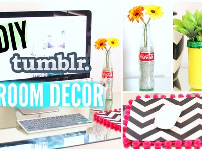 DIY Tumblr Room Decor! Simple & Affordable!