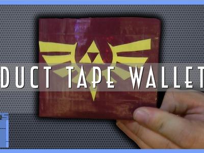 Duct Tape Zelda Wallet
