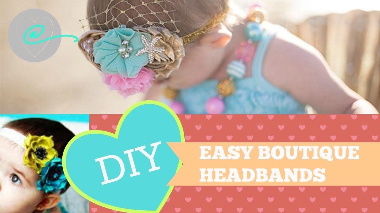 Easy DIY Valentines headbands under $10.00 FT. Faith Baby and Hobby Lobby