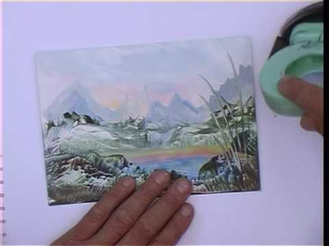 Encaustic art lesson 04 - get bigger