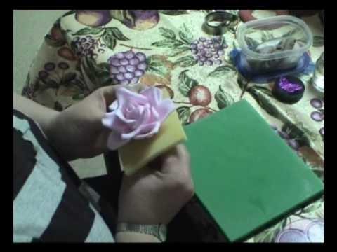 Gumpaste Rose Tutorial, Part 2