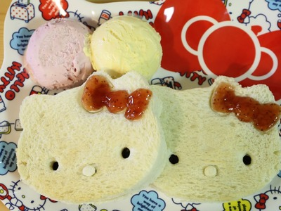 Hello Kitty Breads
