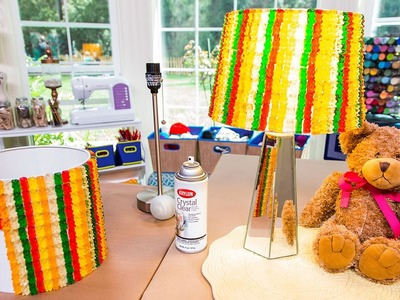 Home & Family - How to Make a DIY Gummy Bear Lamp