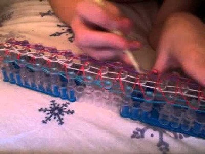 How to make a rainbow loom headband