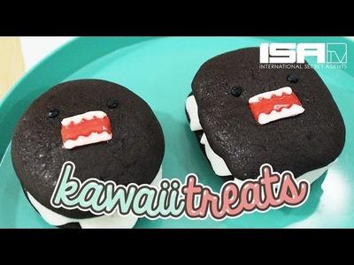 How To Make Domo Whoopie Pies - KAWAII TREATS Ep. 5