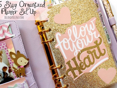 How To Use More Than One Planner | My Kikki K and Erin Condren Planner Set Up